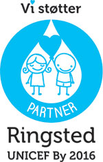 Vi st�tter Ringsted Unicef By 2016